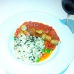 Spciy Sausage Stew