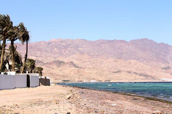 Dahab Beach