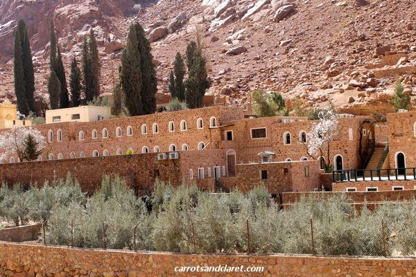 St Katherine's Monastery