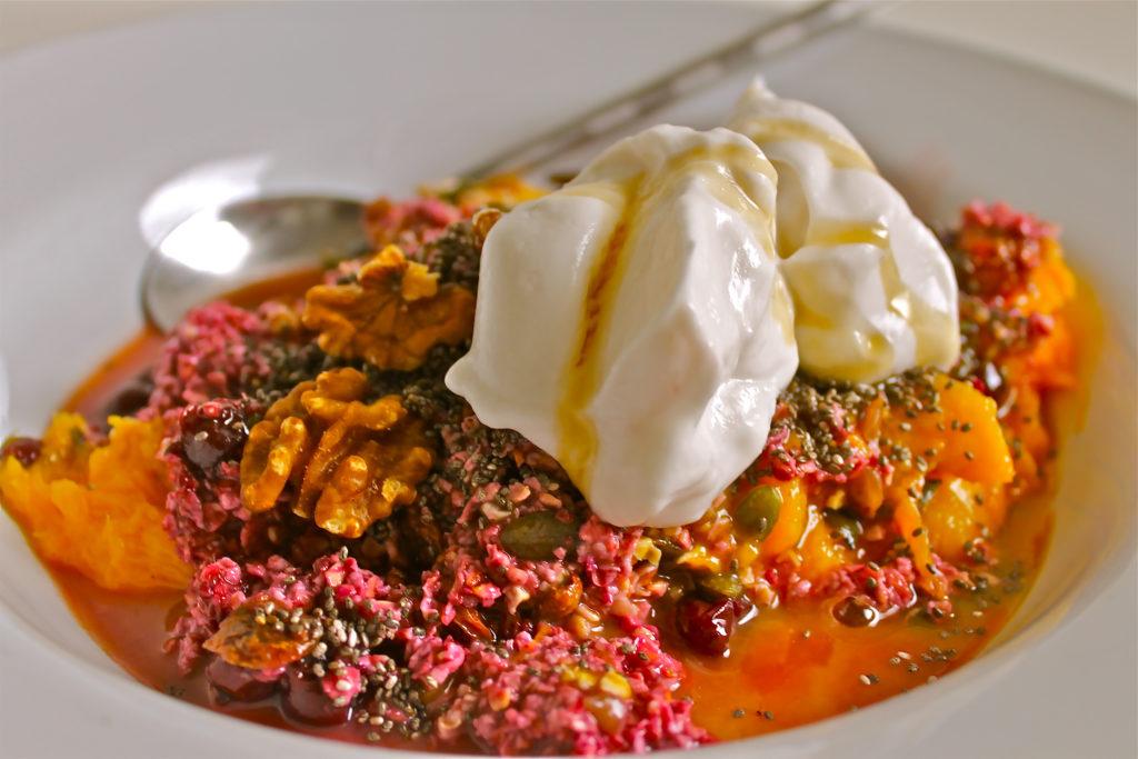 bircher-muesli-with-mango-and-blackcurrants