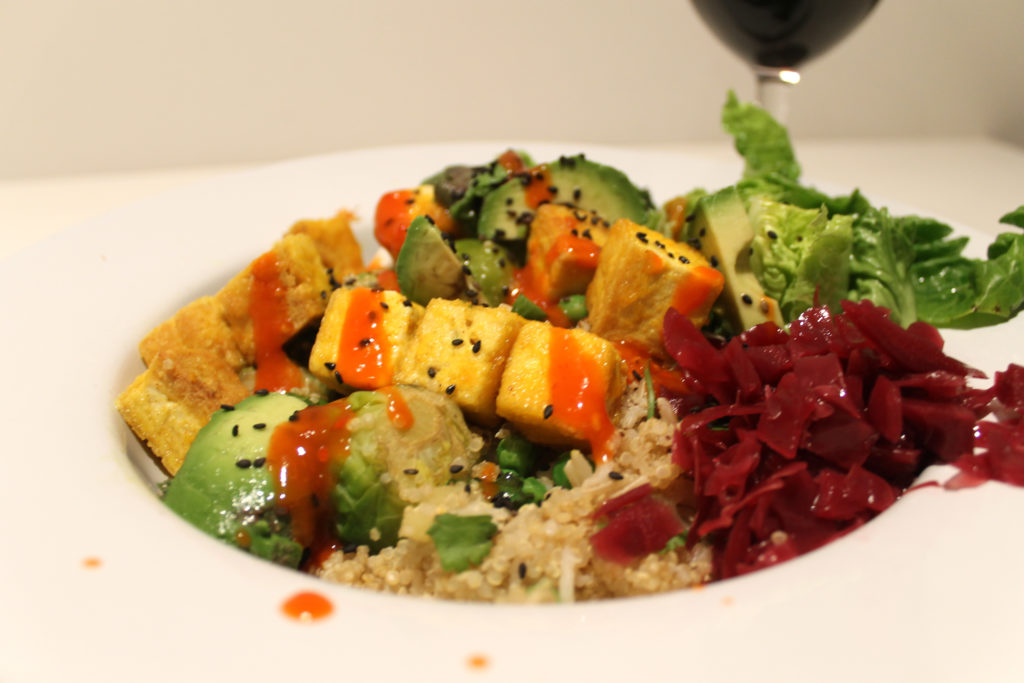 rice-and-quinoa-bowl-with-crispy-tofu